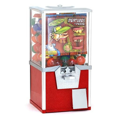 20 Toy Capsule Vending Machine - Gumball Machine Warehouse