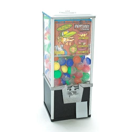 25 Toy Capsule Vending Machine - Gumball Machine Warehouse