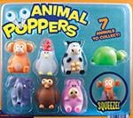 Animal Poppers With Mini Malz In 2 Inch Toy Capsules - Gumball Machine Warehouse