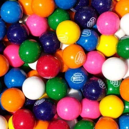 Assorted Dubble Bubble Gumballs (850 Count) - Gumball Machine Warehouse
