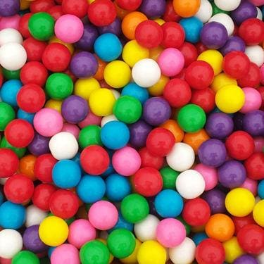 Bubble King Assorted Gumballs (1900+ Count) - Gumball Machine Warehouse