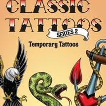 Classic Tattoos Series 2 By Liquid Skin - Gumball Machine Warehouse