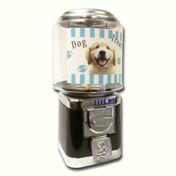 Coin Operated Dog Treat / Food Machine - Gumball Machine Warehouse