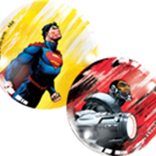 Dc Comics Hero Bouncy Balls 45Mm - Gumball Machine Warehouse
