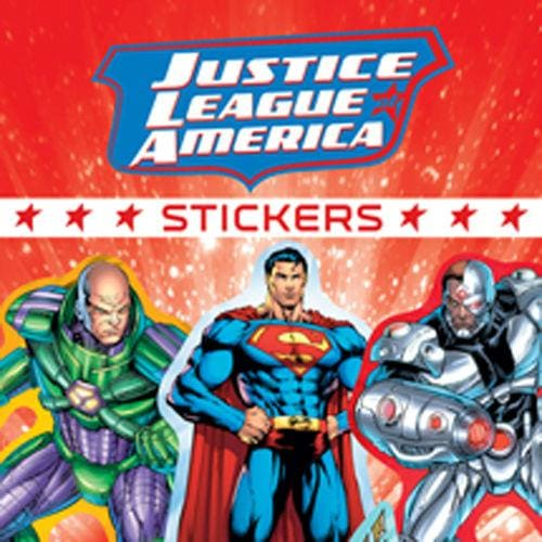 Dc Superhero Vending Stickers - Gumball Machine Warehouse