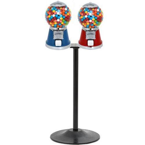 Double Original Bubble Gum Machines - Gumball Machine Warehouse