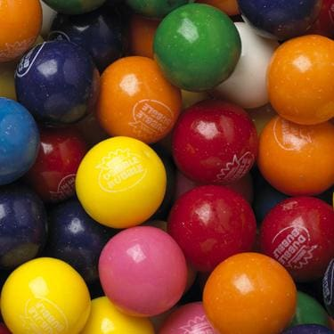 Dubble Bubble Assorted Gumballs (850 Count) - Gumball Machine Warehouse