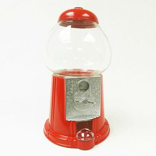 Fish Bowl Antique Style Aquarium Gumball Machine - Gumball Machine Warehouse