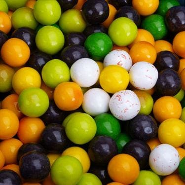 Fruit Stand Gumballs (1430 Count) - Gumball Machine Warehouse