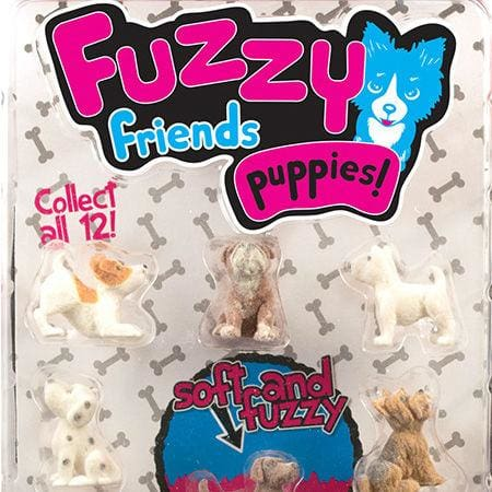 Fuzzy Friends In Capsules Series 2 In 2 Inch Capsules - Gumball Machine Warehouse