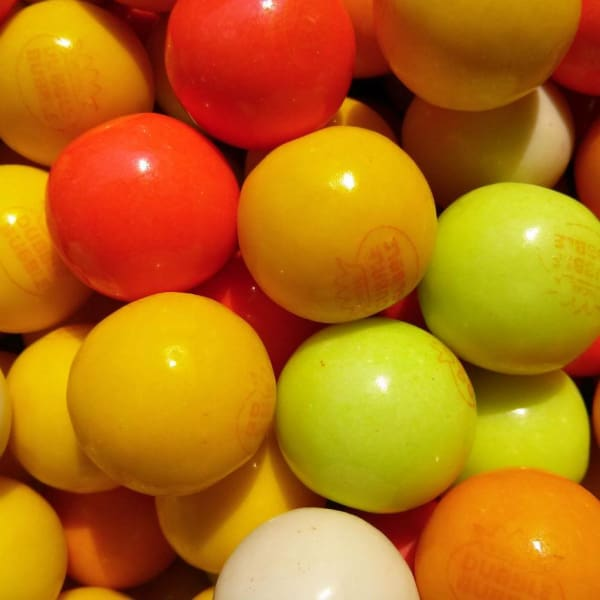 Hawaiian Tropical Gumballs (850 Count) - Gumball Machine Warehouse