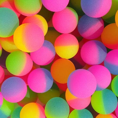 Icy Bouncy Balls - Gumball Machine Warehouse
