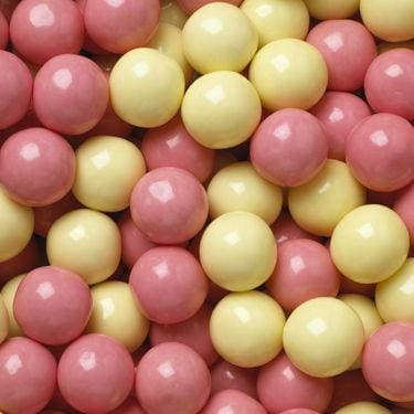 Kicked-Up Lemonade Gumballs (Sour Filled) (850 Count) - Gumball Machine Warehouse