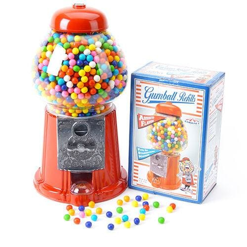 King Carousel Gumball Machine With Gumballs - Gumball Machine Warehouse