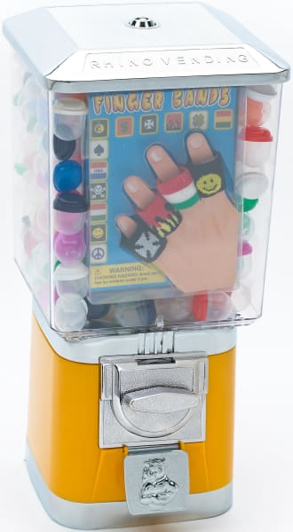 One Inch Toy Capsule Machine - Gumball Machine Warehouse