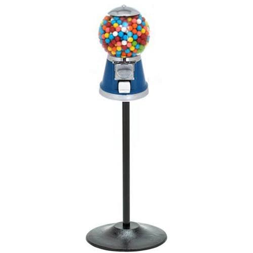 Original Bubble Gum Machine With Stand - Gumball Machine Warehouse