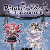Petals & Lace Glitter Fairy Temporary Tattoos (By Liquid Skin) - Gumball Machine Warehouse