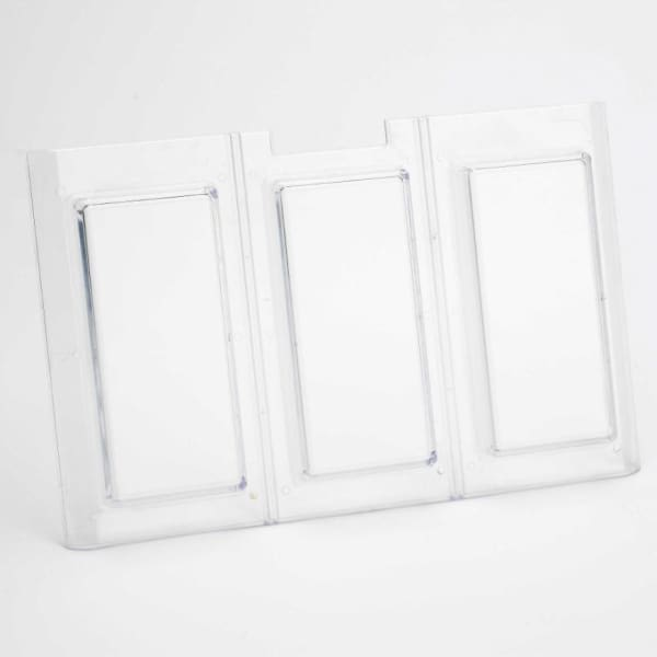 Polycarbonate Triple Vend Front Panel - Gumball Machine Warehouse