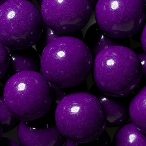 Purple Decorator Gumballs (700 Count) - Gumball Machine Warehouse