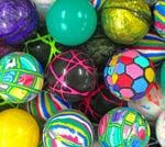 Regular Mix Bouncy Balls 45Mm - Gumball Machine Warehouse