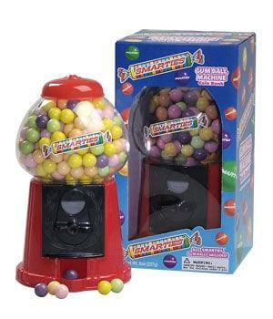 Smarties Gum Dispenser - Gumball Machine Warehouse