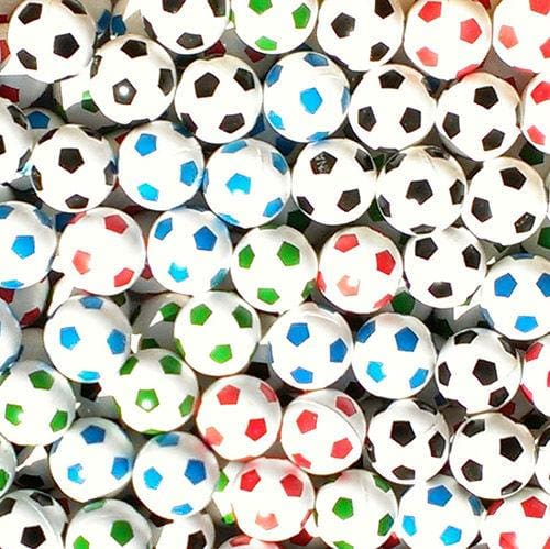 Soccer Bouncy Balls - Gumball Machine Warehouse