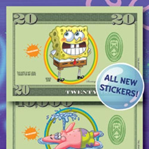 Spongebob Squarepants Money #3 - Gumball Machine Warehouse
