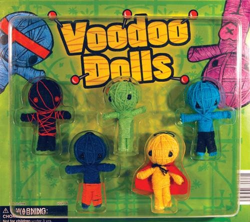 String Dolls In 2 Inch Capsules - Gumball Machine Warehouse