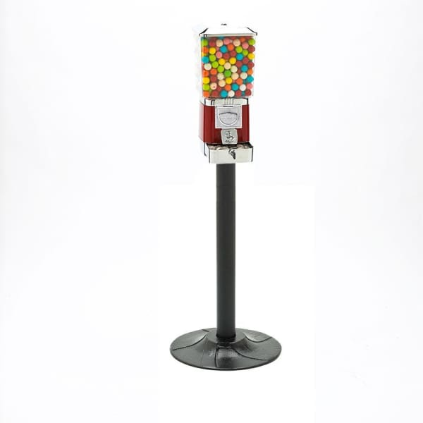 Supreme Gumball Machine With Stand - Gumball Machine Warehouse