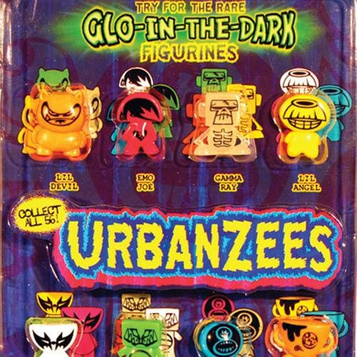 Urbanzees Figurine In 1 Inch Toy Capsules - Gumball Machine Warehouse