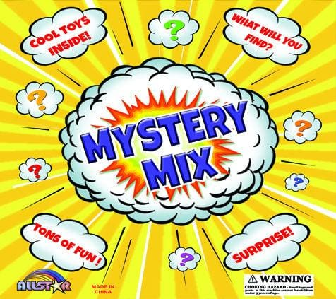 Vending Toys Mystery Mix In 2 Inch Toy Capsules - Gumball Machine Warehouse