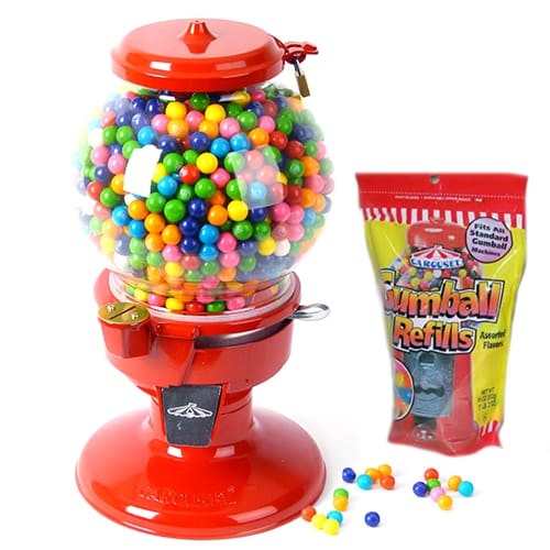 December Gumball Machine Giveaway