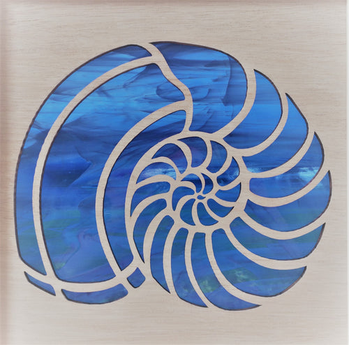 Nautilus Cabinet Accent Panel