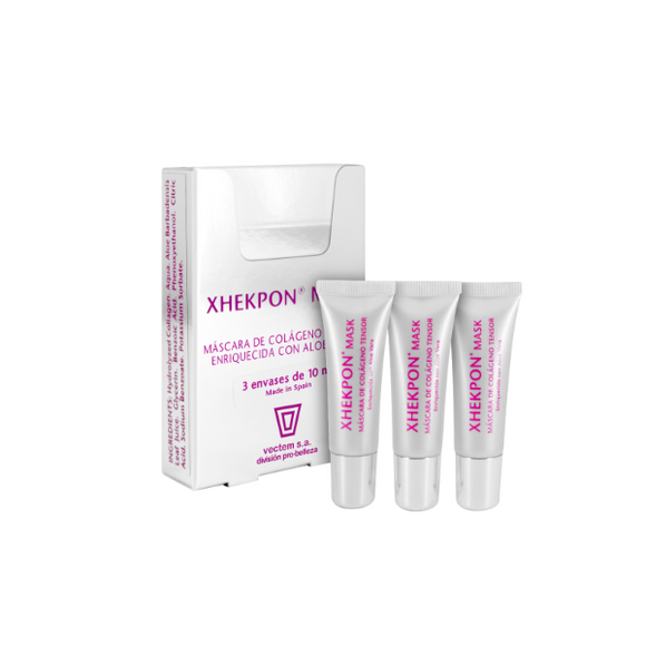 XHEKPON MASK, 3 X 10ml