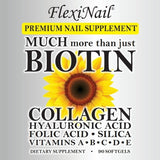 Premium Nail Supplement - Much more than just BIOTIN (Made in USA)