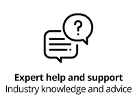 Expert help and support