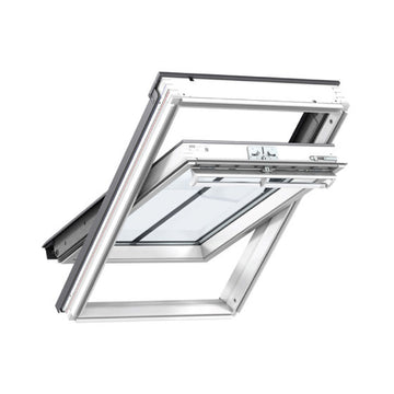 Velux GGL FK06 SD5P2 Conservation Centre-Pivot Window & Flashing