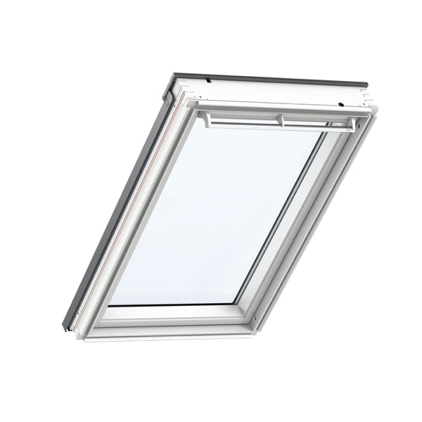 Velux GGL SK06 2062 White Paint Centre-Pivot Window 114cm x 118cm