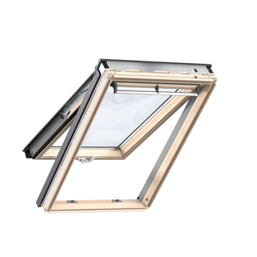 Velux GPL UK04 3070 Pine Top-Hung Window 134cm x 98cm