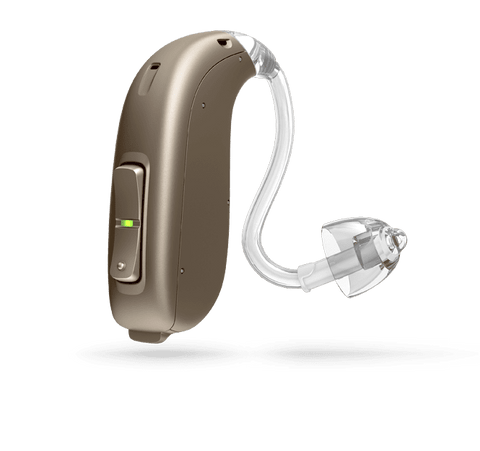 Oticon OPN 3 BTE13 Plus Power Hearing Aid