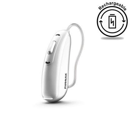 Phonak Audeo B70-R (Pair) Alpine White