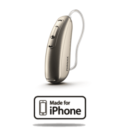 Phonak Audeo B90 Direct RIC Hearing Aid