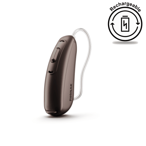 Phonak Audeo B70-R (Pair) Chestnut