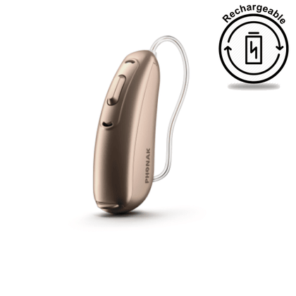 Phonak Audeo B70-R (Pair) Sandalwood