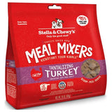 Stella & Chewy's, Dog Food, Meal Mixers, Freeze Dried, Tantalizing Turkey
