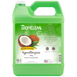 TropiClean, Dog & Cat Hygiene, Shampoos & Conditioners, HypoAllergenic Gentle Coconut Shampoo (2 Sizes)