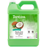 TropiClean, Dog & Cat Hygiene, Shampoos & Conditioners, Medicated Oatmeal & Tea Tree Shampoo (2 Sizes)