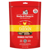 Stella & Chewy's, Dog Food, Freeze Dried, Dinner Patties, 25oz, 4 for $298