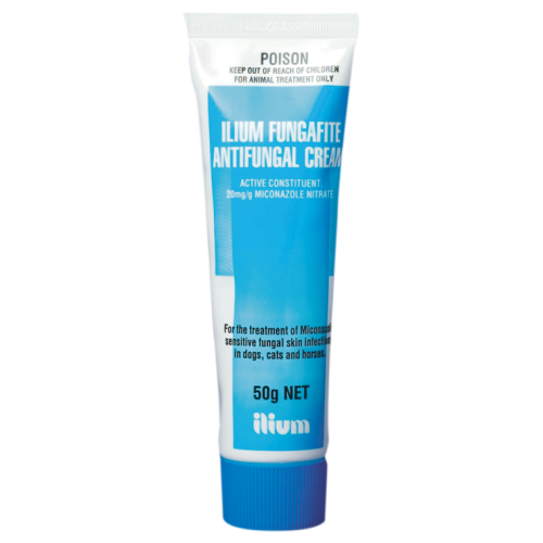 Troy, Dog & Cat Healthcare, Others, Ilium Fungafite Antifungal Cream