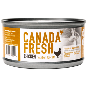 Canada Fresh, Cat Wet Food, Chicken (By Carton)